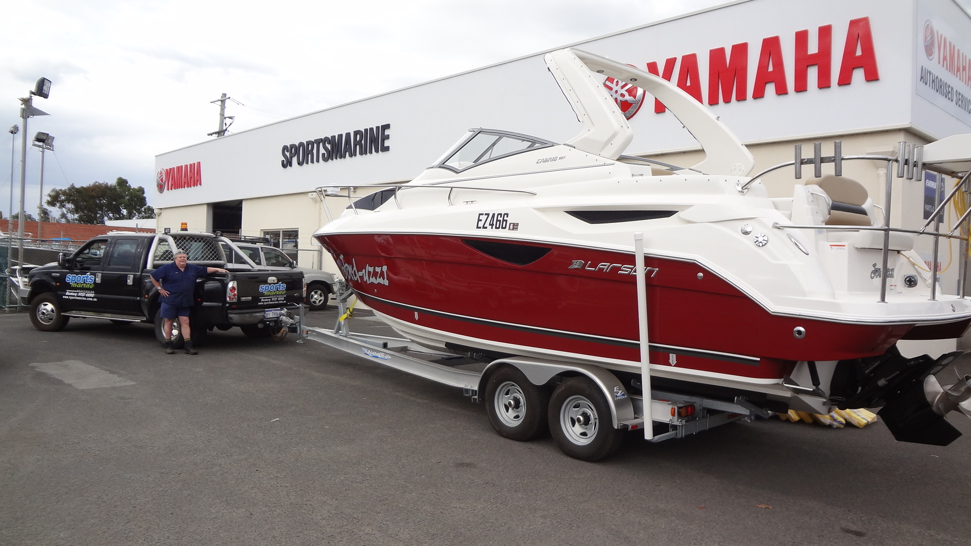 Yamaha Outboard Covers Perth