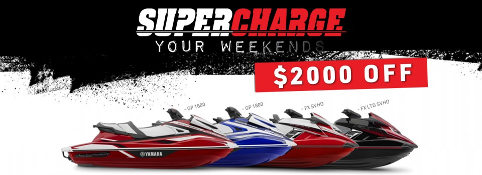 Supercharge Your Weekends Website Banner